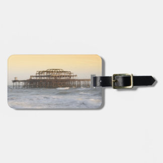 Brighton, England 3 Luggage Tag
