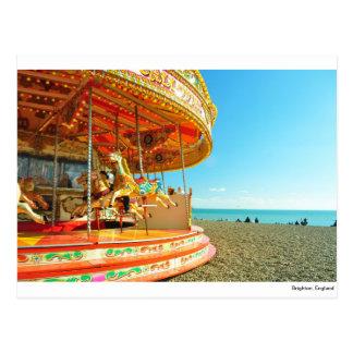 Brighton, England Postcard