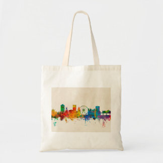 Brighton England Skyline Tote Bag