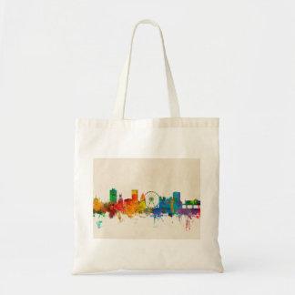 Brighton England Skyline Tote Bag