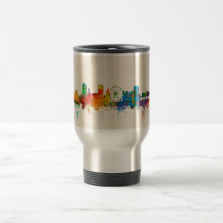 Brighton England Skyline Travel Mug