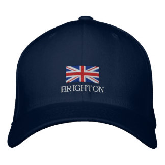 Brighton Hat - United Kingdom Flag Cap