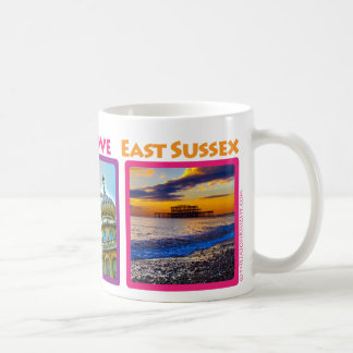 Brighton & Hove 3way Coffee Mug