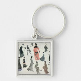 Brighton Ladies Key Ring