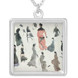 Brighton Ladies Silver Plated Necklace