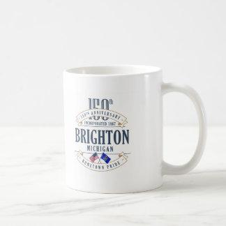 Brighton, Michigan 150th Anniversary Mug