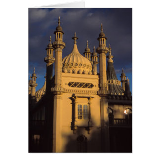 Brighton Pavilion card