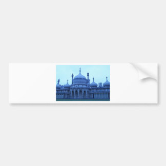 Brighton Pavillion Bumper Sticker