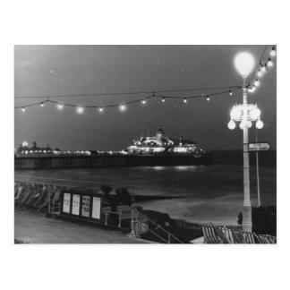 Brighton Pier At Night Postcards