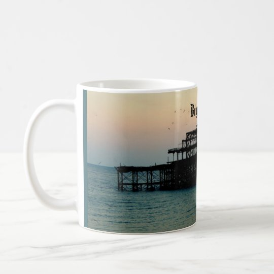 Brighton Pier Coffee Mug