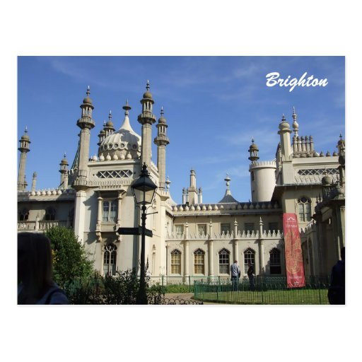 Brighton Post Card