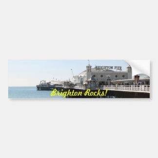 Brighton Rocks Sticker