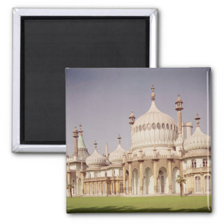 Brighton Royal Pavilion Square Magnet