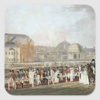 Brighton: The Old Pavilion and Steyne Square Sticker