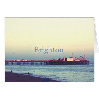 Brighton, UK Card