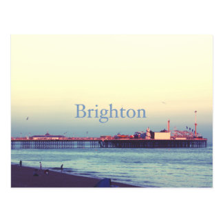 Brighton, UK Postcard