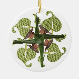 Brigid's Cross Ornament