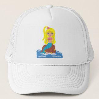Brigit the Mermaid Cap