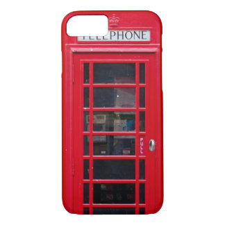 Briitish Telephone Booth for iPhone 7 case