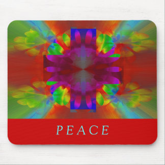 Brilliance Cross Mouse Pad