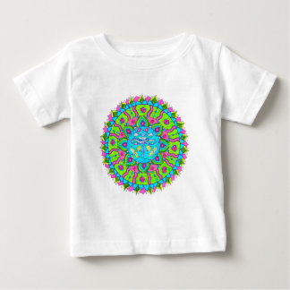 """Brilliance"" Mandala Baby T-Shirt"