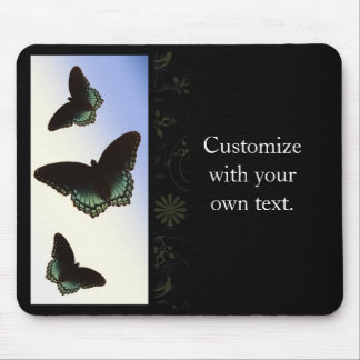 Brilliant Butterflies Mousepad