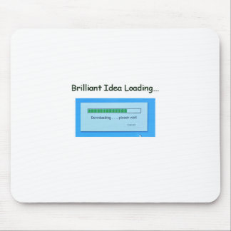 Brilliant Idea Mouse Mat