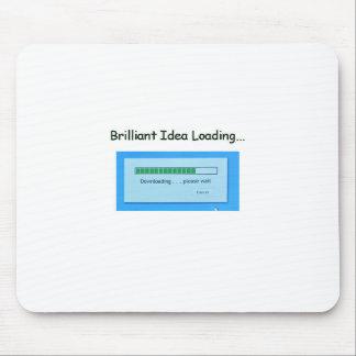 Brilliant Idea Mouse Pad