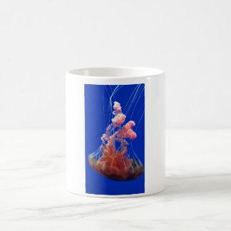 Brilliant Jellyfish Coffee Mug