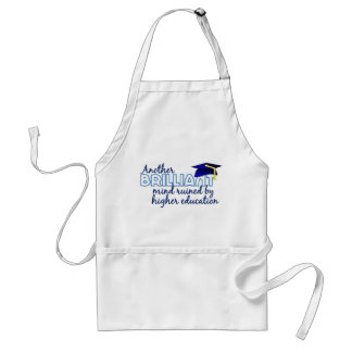 Brilliant Mind apron