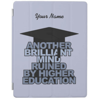 BRILLIANT mind custom device covers iPad Cover