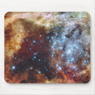 Brilliant Rainbow Nebula 30 Doradus Mouse Mat