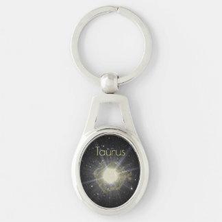 Brilliant Taurus Key Ring