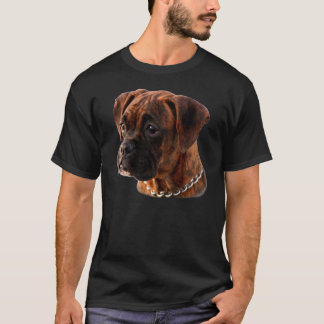 Brindle Boxer puppy T-shirt