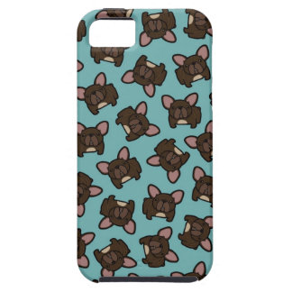 Brindle Frenchie iPhone 5 Case