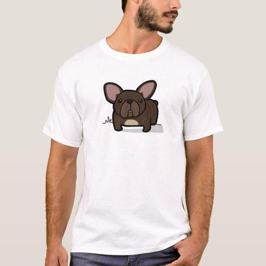 Brindle Frenchie T-Shirt