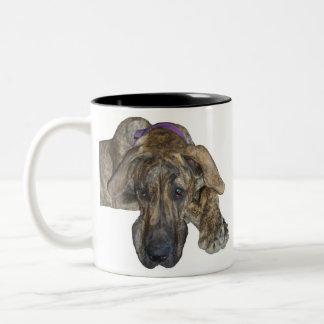 Brindle Great Dane Mug