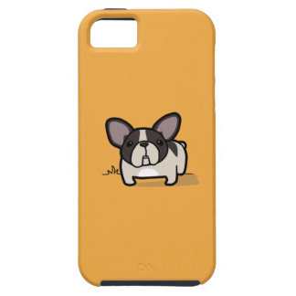 Brindle Pied Frenchie iPhone 5 Covers