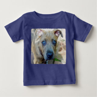 Brindle Pit Bull Puppy T-shirt