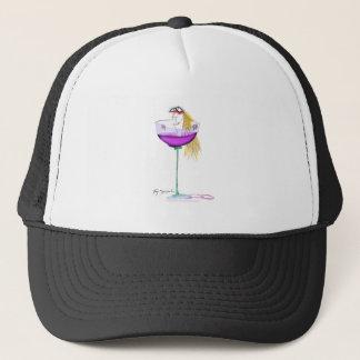 bring a bottle, tony fernandes trucker hat