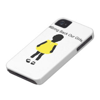 #Bring Back Our Girls. Case-Mate iPhone 4 Case