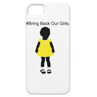 #Bring Back Our Girls. iPhone 5 Case