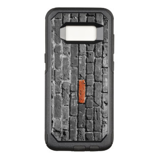 Bring in the Wall OtterBox Commuter Samsung Galaxy S8 Case