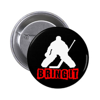 Bring It! Pinback Buttons