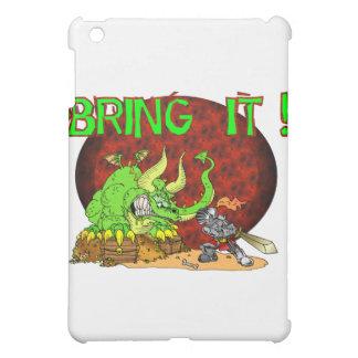 BRING IT DRAGON CASE FOR THE iPad MINI