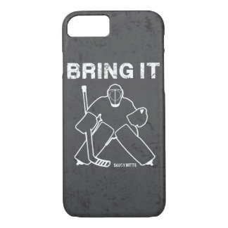 Bring It Hockey Goalie iPhone 7 Case
