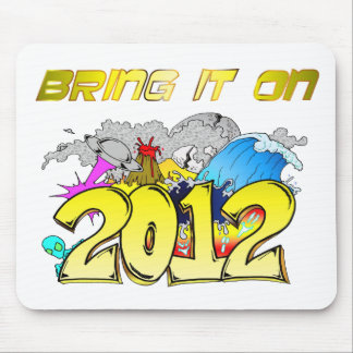 BRING it on 2012 Mouse Pad