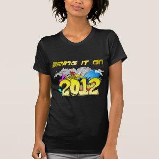 BRING it on 2012 T-shirt