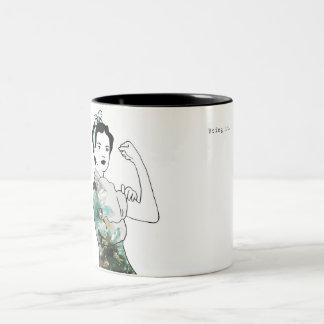 Bring It Rosie the Riveter Mug