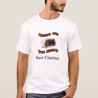 Bring On Heat Chocolate Hot Habanero Pepper T-Shirt